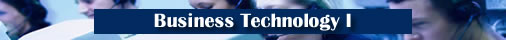 Business Technology I Logo